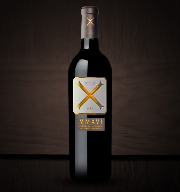 """Cuvée """"X"""" 2016"""