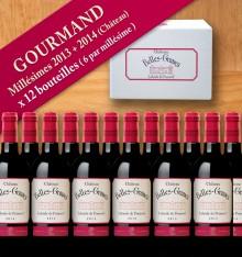 GOURMAND / 12 bouteilles