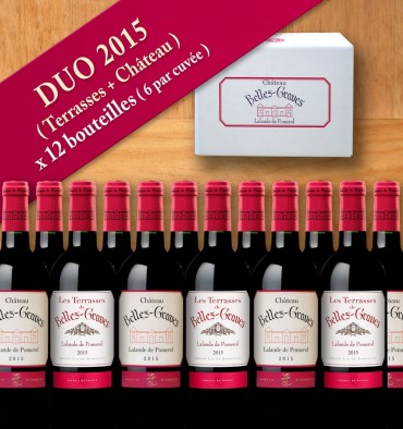DUO 2015 / 12 bouteilles