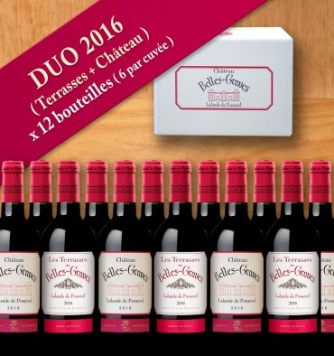 DUO 2016 / 12 bouteilles